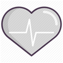 hospital, treatment, recovery, care, medicine LightGray icon
