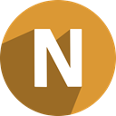 n, nimbuzz, Buzz, nim Goldenrod icon