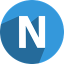 network, media, Social, nimbuzz DodgerBlue icon