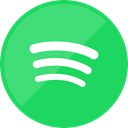 music, Spotify, social media, Service MediumSeaGreen icon
