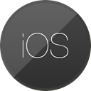 Operating system, ios, Mobile, Os DarkSlateGray icon