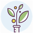 treatment, medicine, care, hospital, recovery Lavender icon