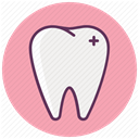 treatment, hospital, care, recovery, medicine LightPink icon