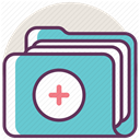 medicine, care, recovery, hospital, treatment MediumTurquoise icon