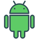 robot, Android, figure, Avatar, Brand MediumSeaGreen icon