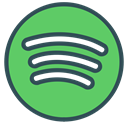shape, Bar, signal, Circle, round MediumSeaGreen icon