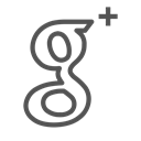 Social, google, media, g, network, Letter, plus Black icon