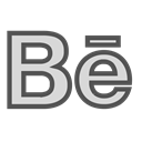 Letter, Be, Brand Black icon