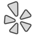 Brand, shape, triangle, Circle Black icon