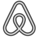 shape, Brand, Knot, triangle Black icon