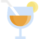 food, leisure, Alcoholic Drinks, drinking, straw, Alcohol, travel, cocktail, party Lavender icon