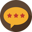 rating, Favourite, Stars, interface, rate, Favorite, signs, shapes DarkOliveGreen icon