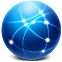 Language, Business, expand, share, network, Connection MidnightBlue icon