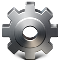 set, wheel icon, Cogs, Setting, Gear Black icon