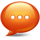 Communication, Comment, Bubble, Box, Chat, tag Chocolate icon