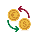 Money, Bag, Currency, Business, banking, graphic, Bank SandyBrown icon