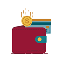 card, chart, Bank, piggy, graphic, Money, stroke Brown icon