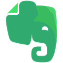 Communication, Evernote, online, network, share, Social, media MediumSeaGreen icon