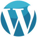 online, Wordpress, media, Social, network, web DarkCyan icon