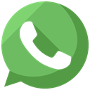 Communication, Message, Chat, Whatsapp, network, Social, media MediumSeaGreen icon