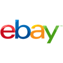 payment, method, shopping, Ebay, online, Finance, Logo Black icon