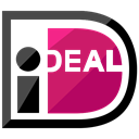 online, deal, Logo, method, payment, I, Finance MediumVioletRed icon