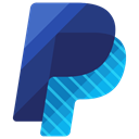paypal, pay, payment, Pal, Logo, method DarkSlateBlue icon
