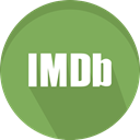 top rated, Movies, movie, Imdb, movie database DarkSeaGreen icon