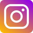 new, Logo, square, media, Instagram, network, 2016, Social IndianRed icon