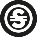 Scot, scotcoin Black icon