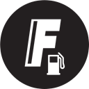 Fc2, fuelcoin Black icon
