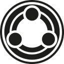 tx, Transfercoin Black icon