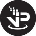 Vpn, vpncoin Black icon