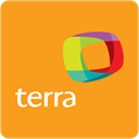 Email, Address book, contacts, Contact, mail, terra, square Orange icon