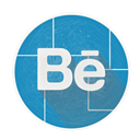 socialnetwork, Behance, Social, Be, social network SteelBlue icon
