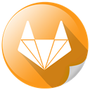Gitlab SandyBrown icon