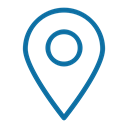 location, Map, Gps, Direction, navigation Black icon
