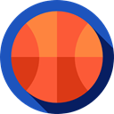 Sport Team, Sports And Competition, team, sports, Basketball, equipment Tomato icon