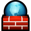 globe, Firewall, safety, shield, network, world Black icon