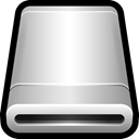 Disk, hardware, External, Usb, drive, Removable, Device Gainsboro icon