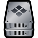 mac, hardware, Assistant, Device, Bootcamp DarkGray icon