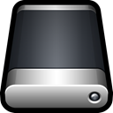 storage, Device, Removable, drive, hardware, generic, extrenal DarkSlateGray icon