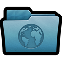 Sites, mac, bookmark, websites, Favorites, Folder, bookmarks SteelBlue icon