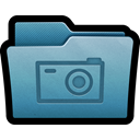 mac, photography, Pictures, photos, Folder, Camera, picture SteelBlue icon