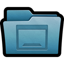 File, document, Computer, Desktop, Folder, mac SteelBlue icon