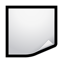 Notes, mac, unknown, Clipping WhiteSmoke icon