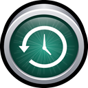 mac, machine, Restore, Back up, time DarkSlateGray icon