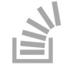 stackoverflow DarkGray icon