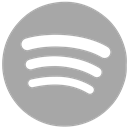 Spotify DarkGray icon