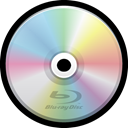 Dvd, Blank, Cd, optical media, Bluray Black icon